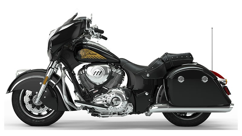 2020 Indian Chieftain® Classic in San Jose, California - Photo 4
