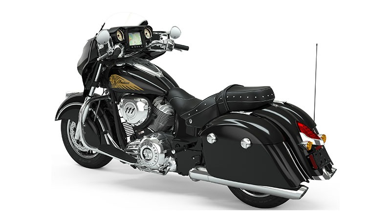 2020 Indian Chieftain® Classic in San Jose, California - Photo 5