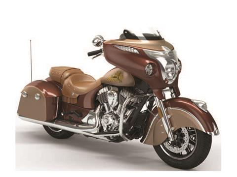 2020 Indian Chieftain® Classic Icon Series in Broken Arrow, Oklahoma