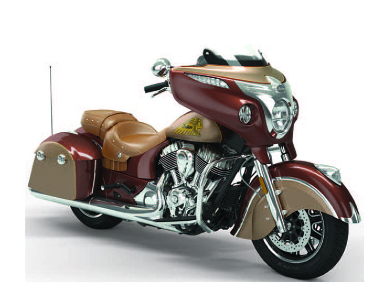 2020 Indian Chieftain® Classic Icon Series in Fredericksburg, Virginia - Photo 1