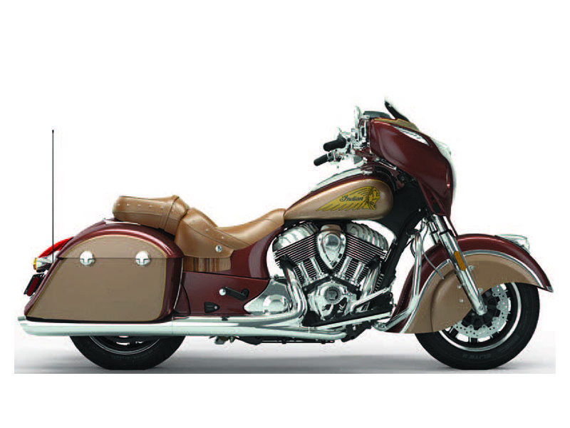 2020 Indian Chieftain® Classic Icon Series in Laredo, Texas - Photo 2
