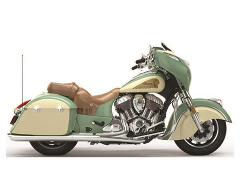 2020 Indian Chieftain® Classic Icon Series in Ferndale, Washington - Photo 2
