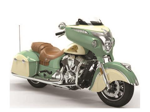 2020 Indian Chieftain® Classic Icon Series in Hollister, California
