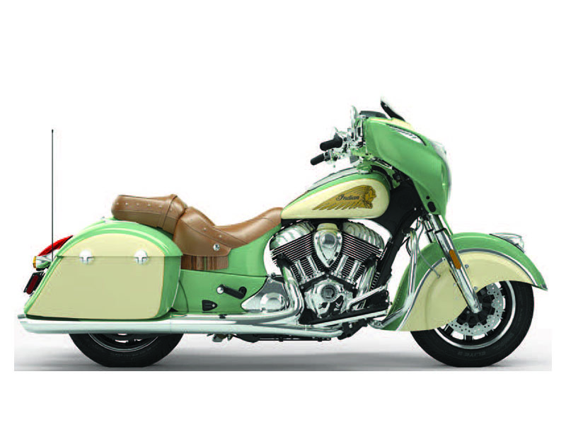 2020 Indian Chieftain® Classic Icon Series in EL Cajon, California - Photo 2