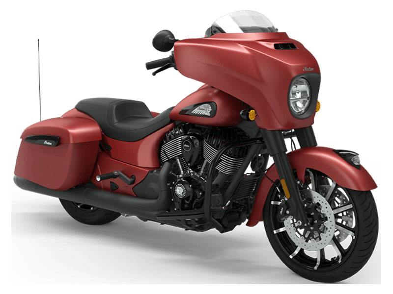2020 Indian Chieftain® Dark Horse® in Racine, Wisconsin - Photo 1