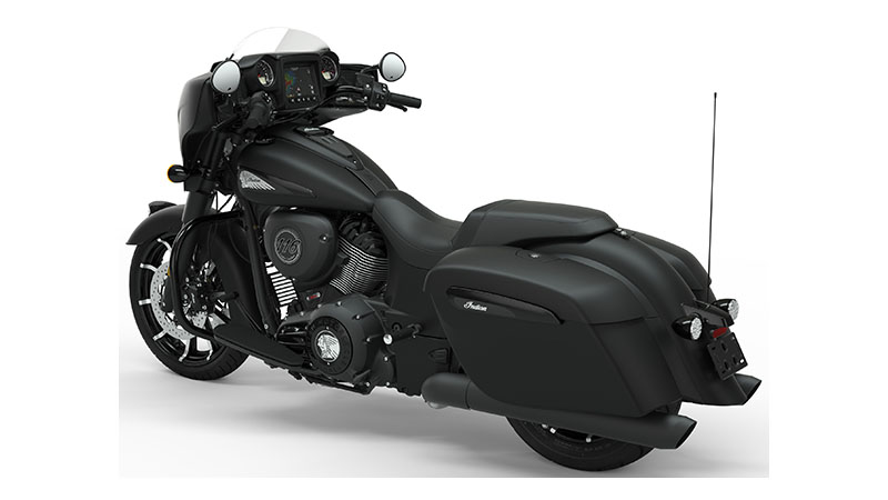 2020 Indian Chieftain® Dark Horse® in Westfield, Massachusetts - Photo 5