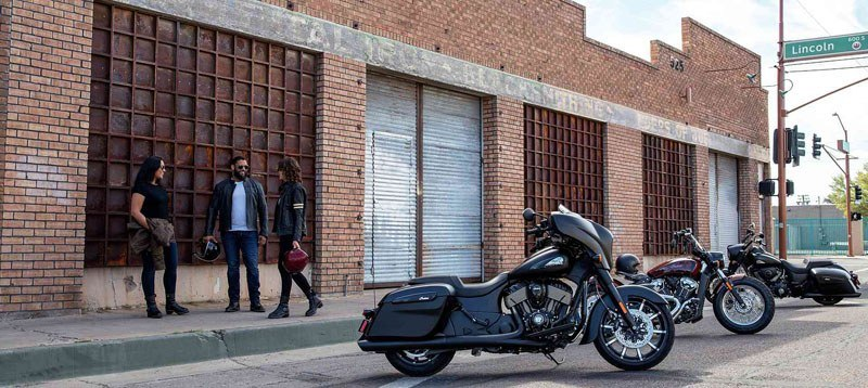 2020 Indian Chieftain® Dark Horse® in Broken Arrow, Oklahoma - Photo 8