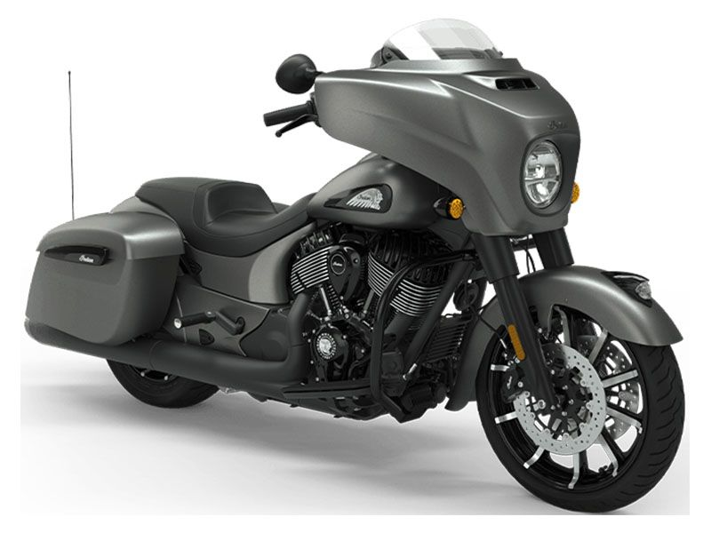 2020 Indian Chieftain® Dark Horse® in Mineola, New York