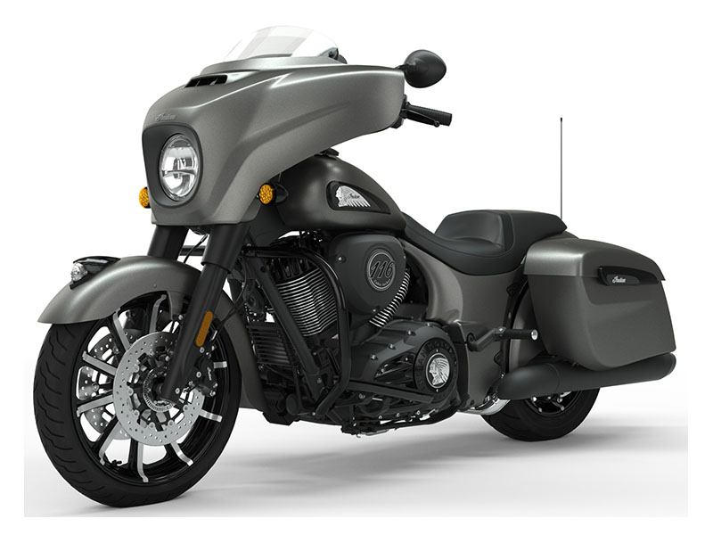 2020 Indian Chieftain® Dark Horse® in Norman, Oklahoma - Photo 2