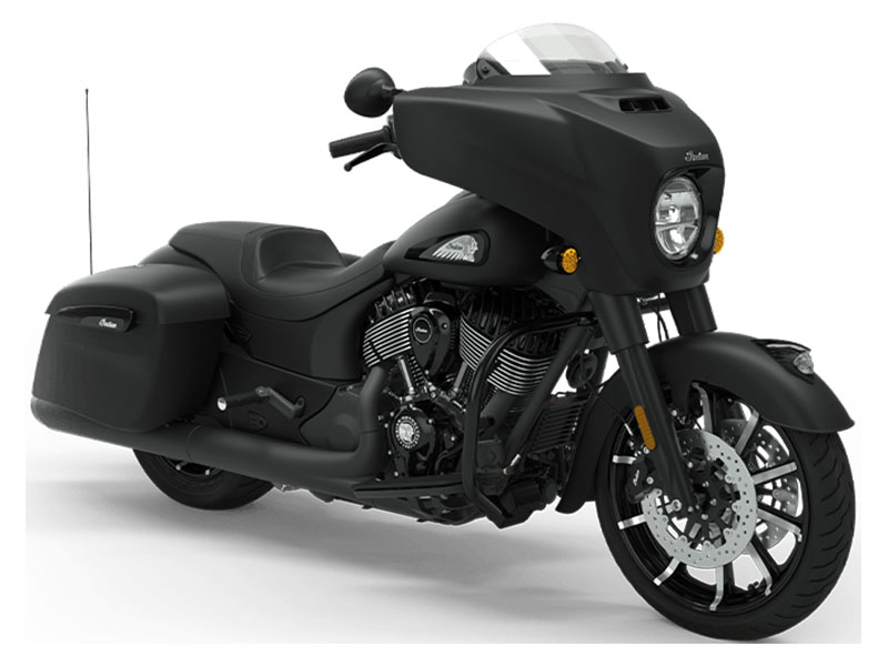 2020 Indian Chieftain® Dark Horse® in Hollister, California - Photo 1