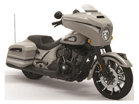2020 Indian Chieftain® Dark Horse® Icon Series in Muskego, Wisconsin