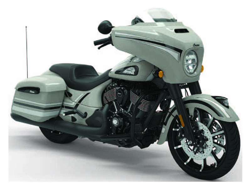 2020 Indian Chieftain® Dark Horse® Icon Series in Broken Arrow, Oklahoma - Photo 1