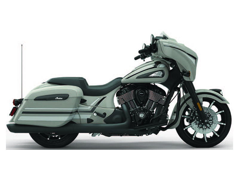 2020 Indian Chieftain® Dark Horse® Icon Series in Broken Arrow, Oklahoma - Photo 2