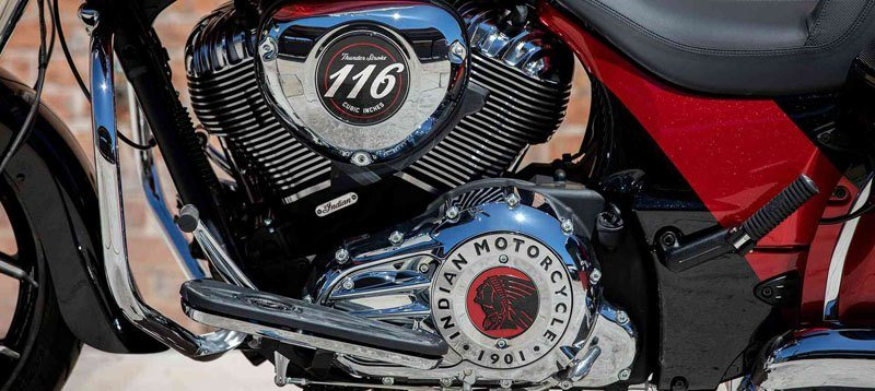 2020 Indian Chieftain® Elite in Saint Clairsville, Ohio - Photo 9