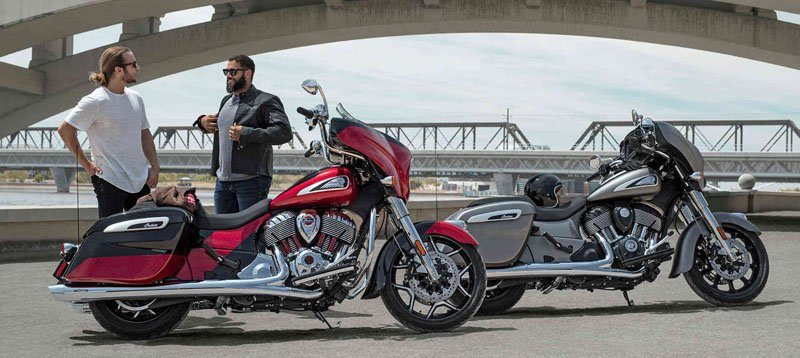 2020 Indian Chieftain® Elite in Dublin, California - Photo 8