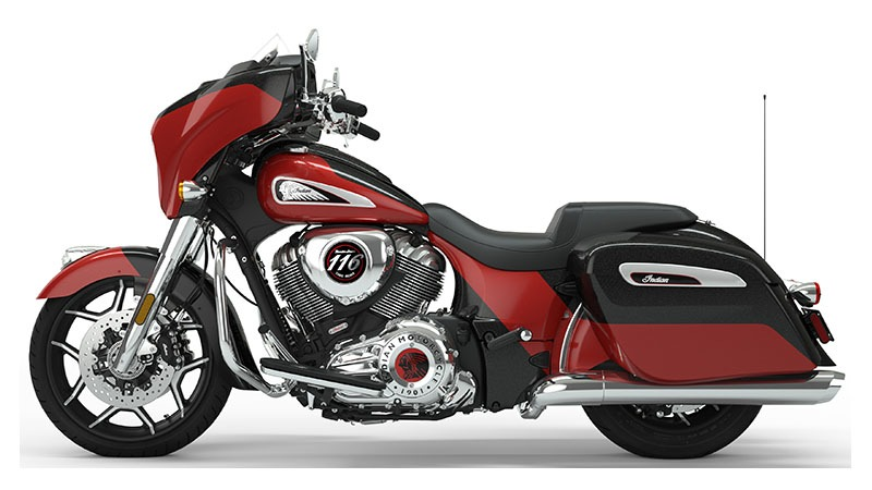 2020 Indian Chieftain® Elite in San Diego, California - Photo 4