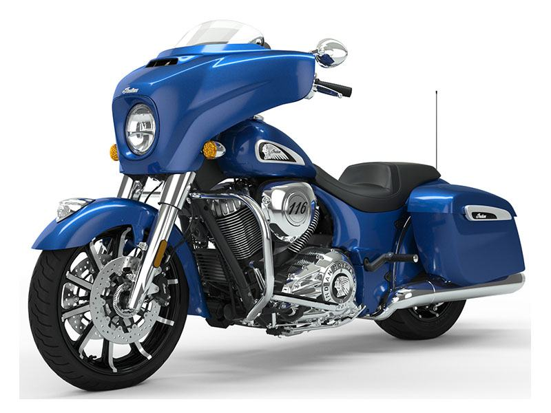 2020 Indian Chieftain® Limited in Broken Arrow, Oklahoma - Photo 2