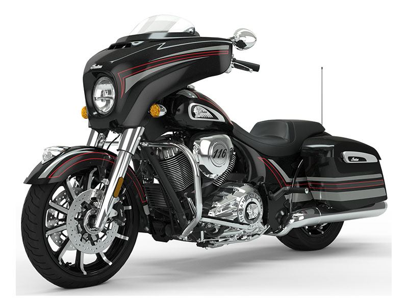 2020 Indian Chieftain® Limited in Muskego, Wisconsin - Photo 2