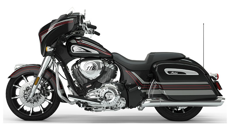 2020 Indian Chieftain® Limited in Ottumwa, Iowa - Photo 4