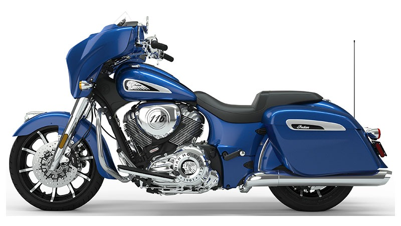 2020 Indian Chieftain® Limited in San Jose, California - Photo 4