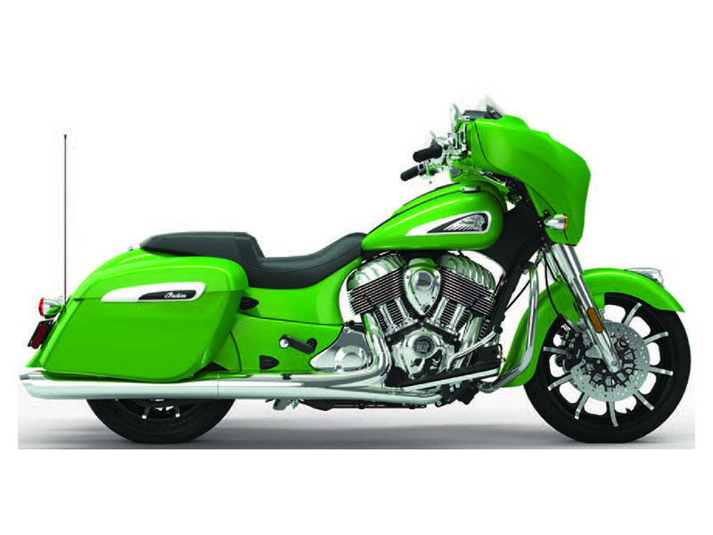 2020 Indian Chieftain® Limited Icon Series in Tyler, Texas - Photo 2