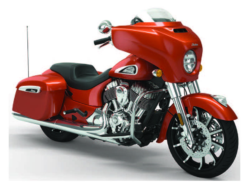2020 Indian Chieftain® Limited Icon Series in Dublin, California - Photo 1