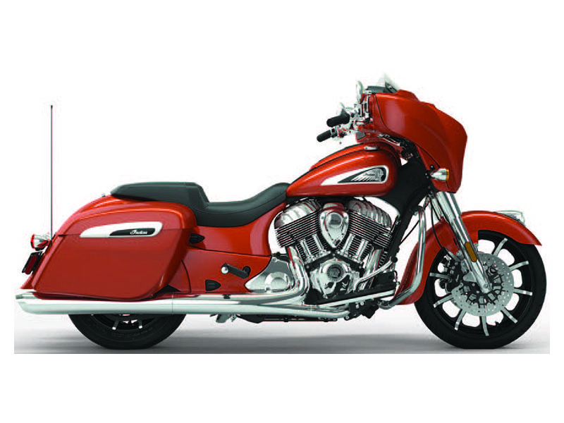 2020 Indian Chieftain® Limited Icon Series in Hollister, California - Photo 2