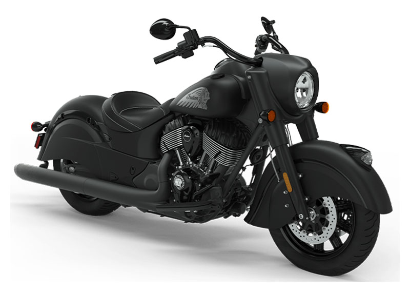 2020 Indian Chief® Dark Horse® in Racine, Wisconsin - Photo 1