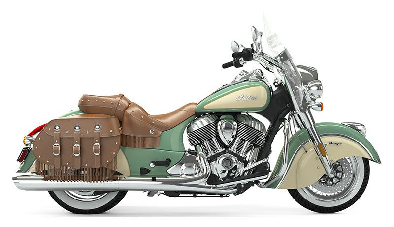 2020 Indian Chief® Vintage ABS in Broken Arrow, Oklahoma - Photo 2