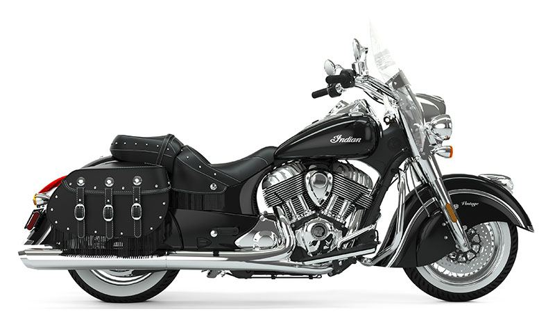 2020 Indian Chief® Vintage ABS in San Jose, California - Photo 3