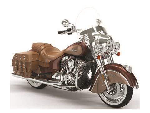 2020 Indian Chief Vintage Icon Series in Mineola, New York