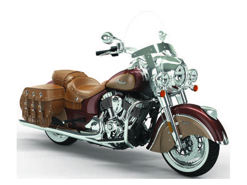 2020 Indian Chief® Vintage Icon Series in Racine, Wisconsin - Photo 1