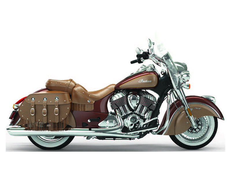 2020 Indian Chief® Vintage Icon Series in Neptune, New Jersey - Photo 2