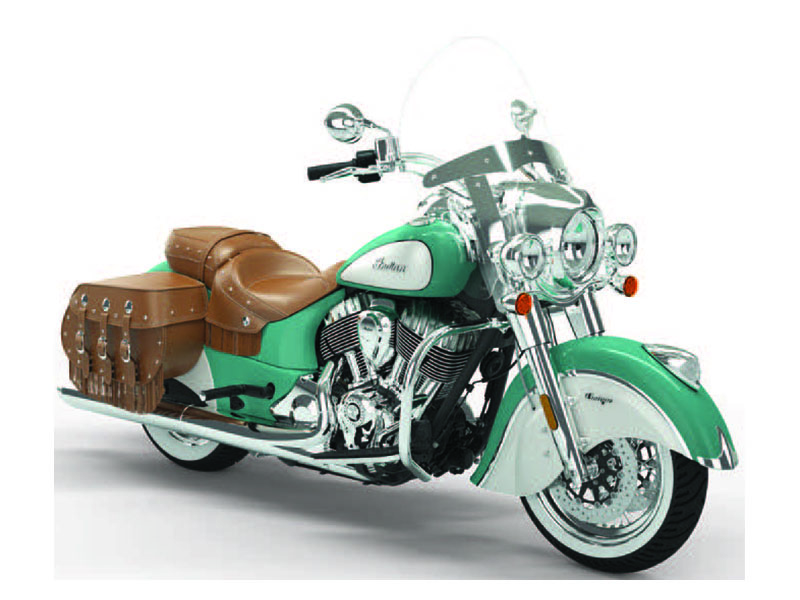 2020 Indian Chief® Vintage Icon Series in Bristol, Virginia - Photo 1