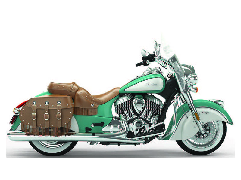 2020 Indian Chief® Vintage Icon Series in Broken Arrow, Oklahoma - Photo 2
