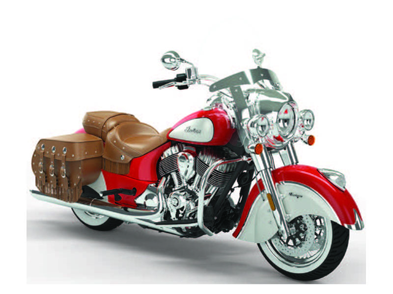 2020 Indian Chief® Vintage Icon Series in Fredericksburg, Virginia - Photo 1