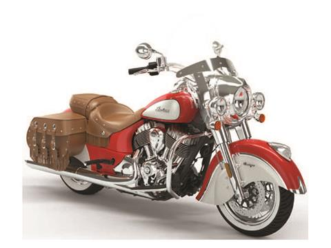 2020 Indian Chief® Vintage Icon Series in Racine, Wisconsin