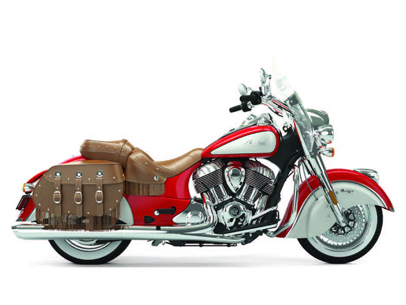 2020 Indian Chief® Vintage Icon Series in Mineola, New York - Photo 2