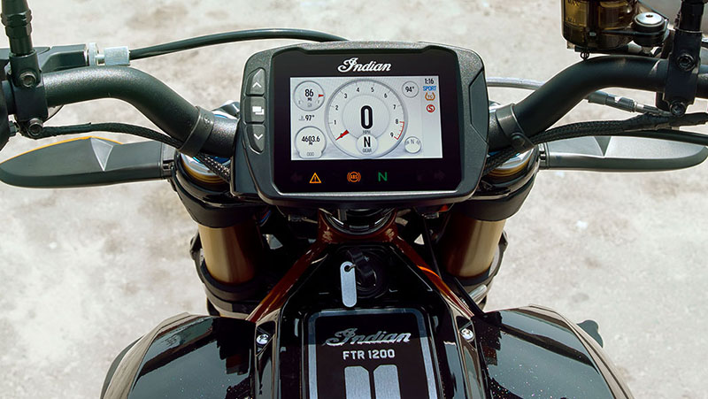 2019 Indian FTR™ 1200 S in Mineola, New York