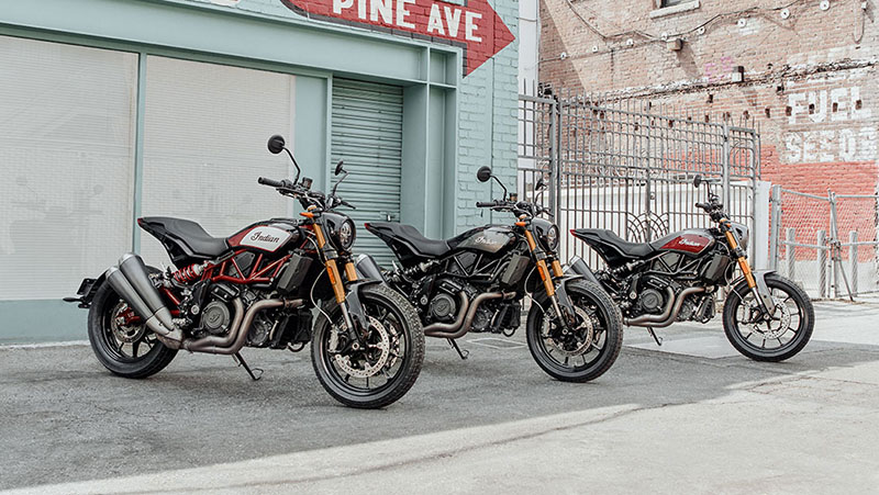 2019 Indian FTR™ 1200 S in Elkhart, Indiana