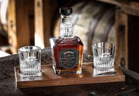 2020 Indian Jack Daniel's® Limited Edition Springfield® Dark Horse® in Mineola, New York