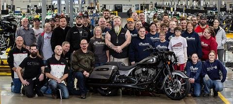 2020 Indian Springfield® Dark Horse® Jack Daniel's® Limited Edition in Muskego, Wisconsin - Photo 9