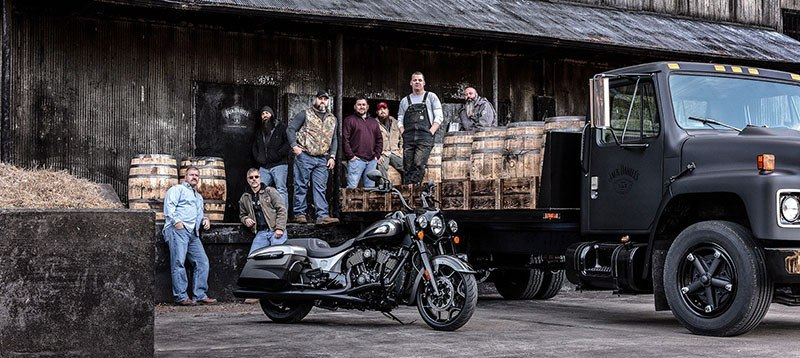 2020 Indian Jack Daniel's® Limited Edition Springfield® Dark Horse® in Broken Arrow, Oklahoma - Photo 12
