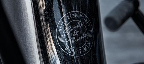 2020 Indian Jack Daniel's® Limited Edition Springfield® Dark Horse® in Dublin, California
