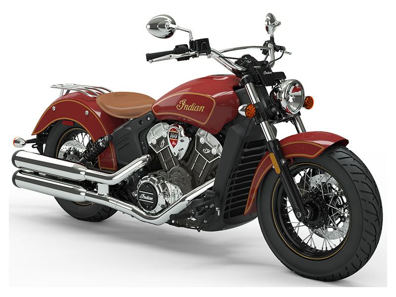 2020 Indian Scout® 100th Anniversary in O Fallon, Illinois - Photo 1