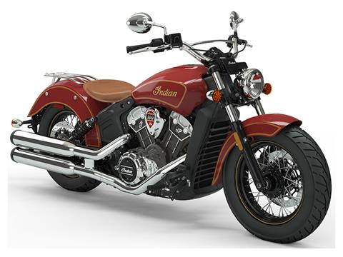 2020 Indian Scout® 100th Anniversary in Waynesville, North Carolina