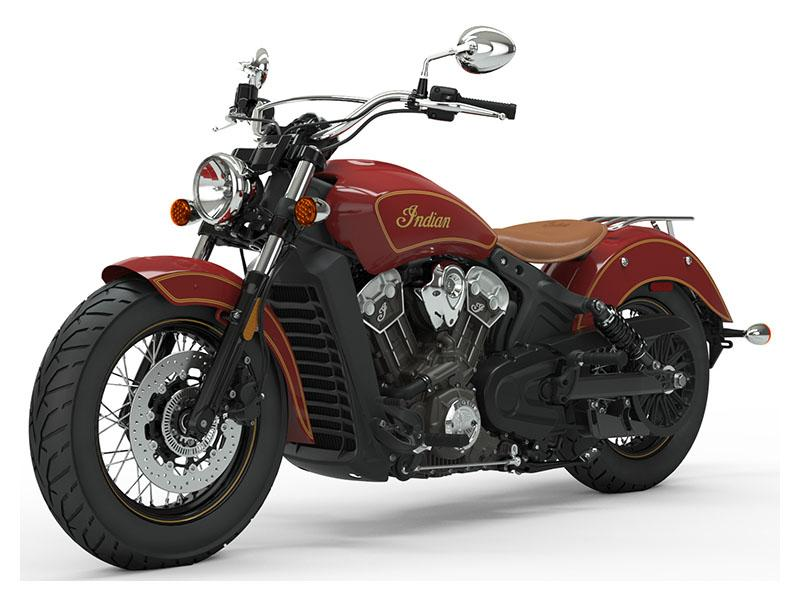 2020 Indian Scout® 100th Anniversary in Racine, Wisconsin - Photo 2