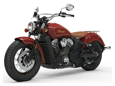 2020 Indian Scout® 100th Anniversary in Ferndale, Washington - Photo 2