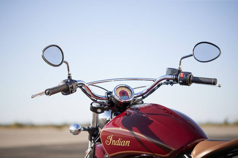 2020 Indian Scout® 100th Anniversary in Racine, Wisconsin - Photo 8