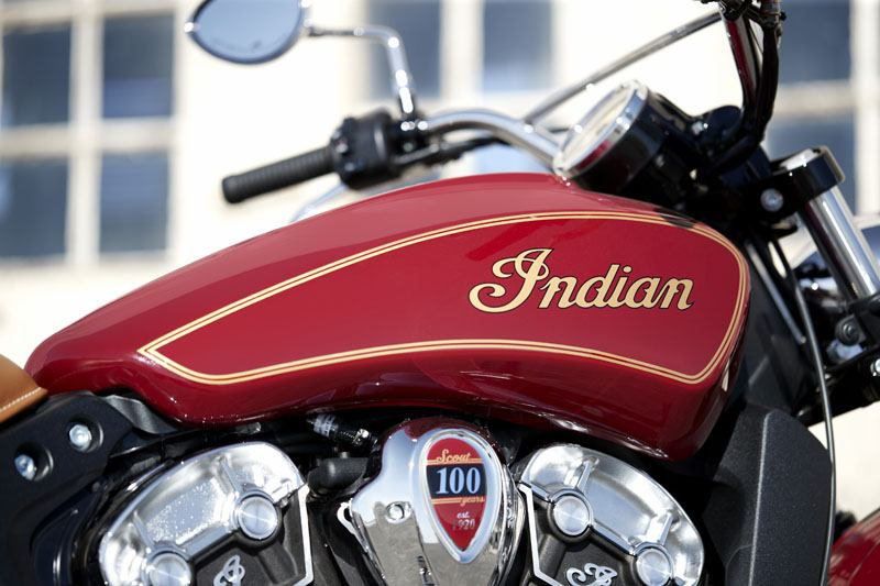 2020 Indian Scout® 100th Anniversary in Ottumwa, Iowa